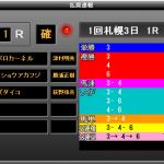 爆馬THEシークレットが札幌1R的中