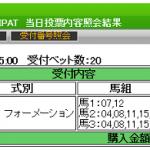 京成杯2014年を的中させた商材です。