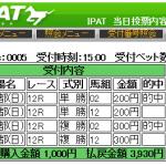 京阪杯(2015年)はスプリントマスターで的中させました。