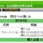 NHKマイルカップ(2016年)はMONSTER8と単撃ロボ2!