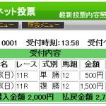 京都記念は超人セレクト選出馬マカヒキの単複勝負!
