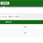 中山ダ1800Mの大作戦が複勝5990円と520円をダブル的中!