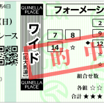 天皇賞(春)を11番人気2着激走のスティッフェリオはパフォーマンスホースEX理論での狙いでした。