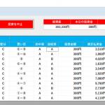 日曜日もVIPプラン限定特典設定②で回収率1210%を達成し勝ち逃げ!